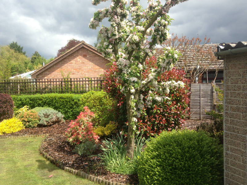 Instant Scenery Garden Design Services Worcestershire