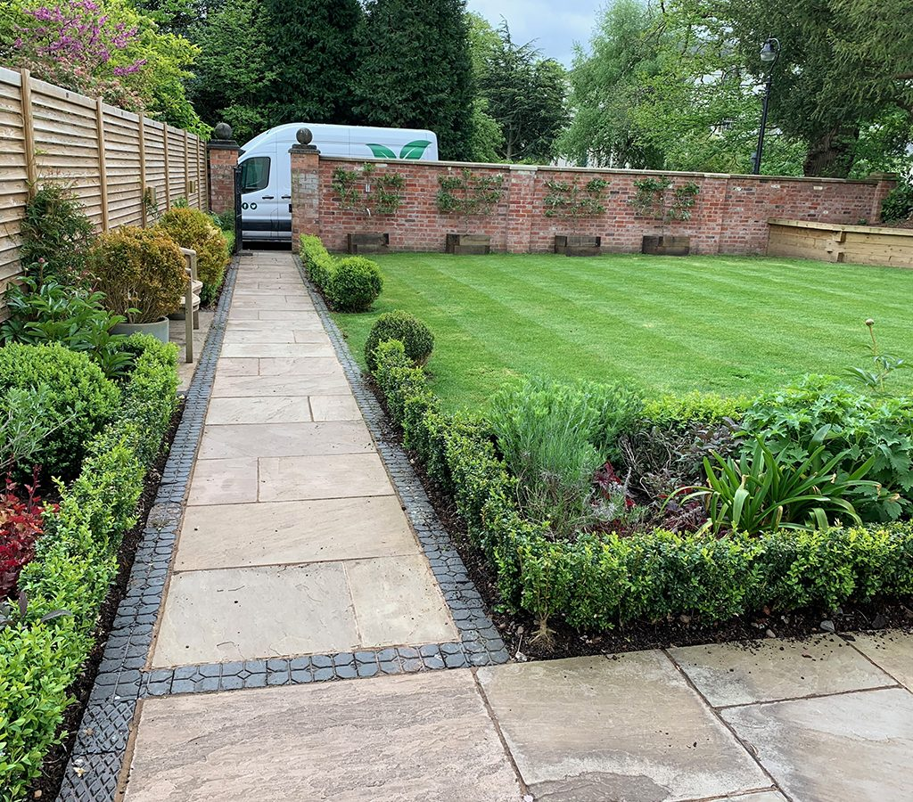 Worcestershire Garden Design